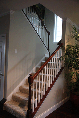 custom stairways for your home